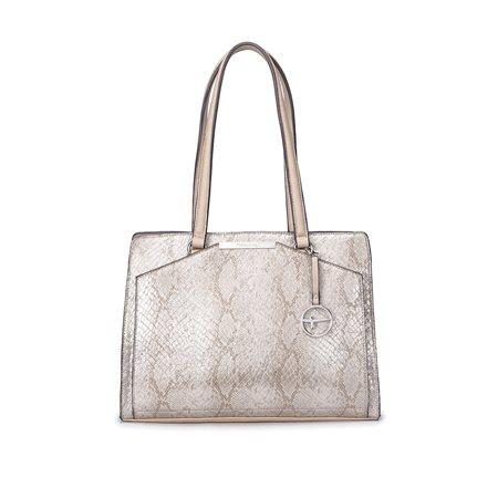 Tamaris Bags Mirela Shoulder Bag Gold  - Click to view a larger image