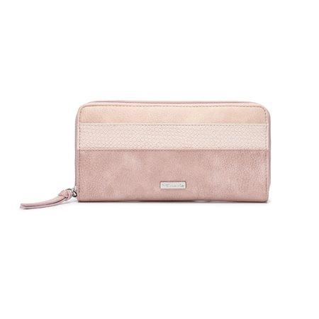 Tamaris Bags Khema Zip Wallet Rose  - Click to view a larger image