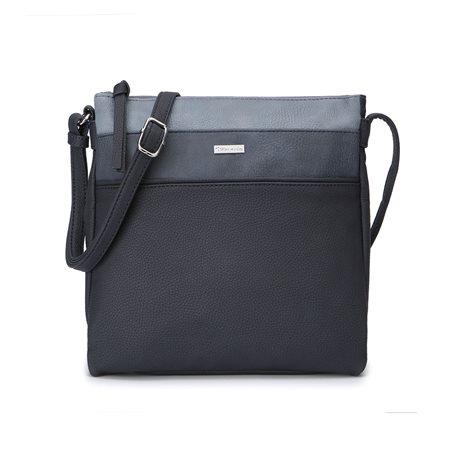 Tamaris Bags Khema Crossbody Bag Medium Navy  - Click to view a larger image