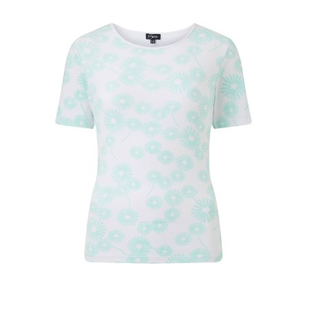 Emreco Floral Top Blue  - Click to view a larger image
