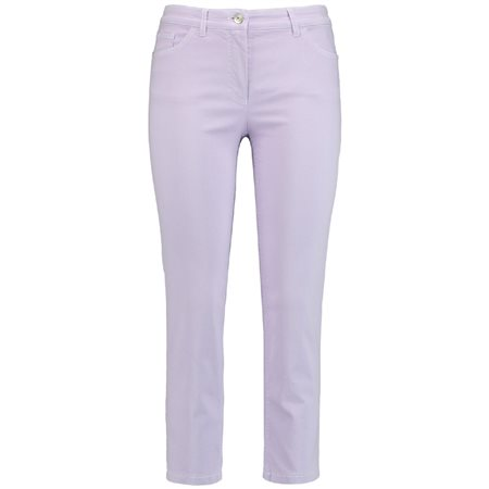 Gerry Weber Romy Straight Fit Jeans Purple  - Click to view a larger image