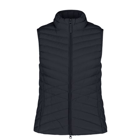 Betty Barclay Zipped Body Warmer Navy  - Click to view a larger image