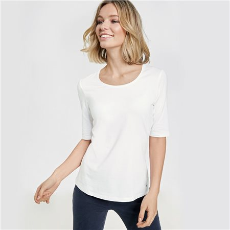 Gerry Weber Essential Top White  - Click to view a larger image