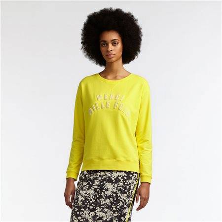 Sandwich Sweater Yellow  - Click to view a larger image