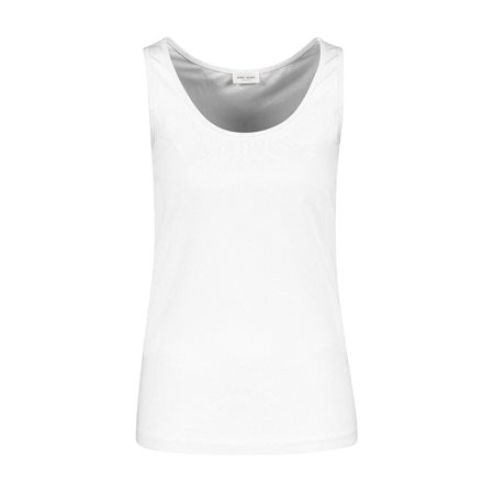 Gerry Weber Vest Top White  - Click to view a larger image