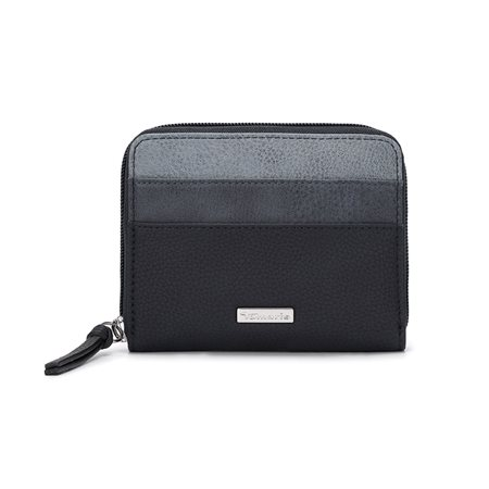 Tamaris Bags Khema Small Zip Wallet Navy  - Click to view a larger image