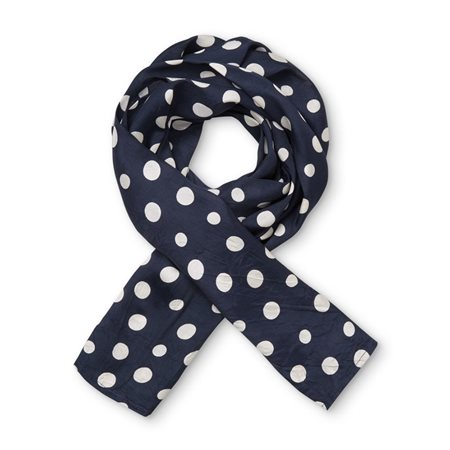Masai Along Scarf Navy  - Click to view a larger image