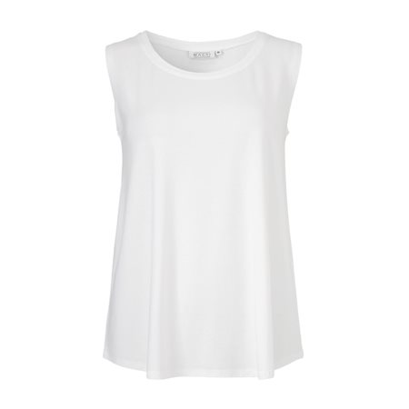 Masai Elisa Top White  - Click to view a larger image