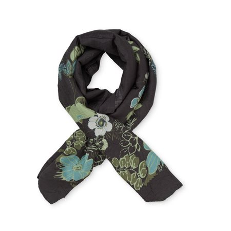 Masai Along Scarf Green  - Click to view a larger image