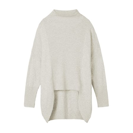 Sandwich Oversized Pullover Oatmeal  - Click to view a larger image