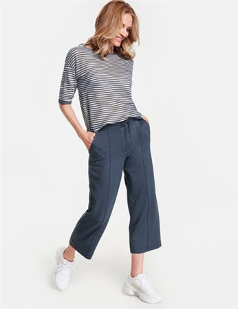 Gerry Weber Tracksuit Bottoms Blue  - Click to view a larger image