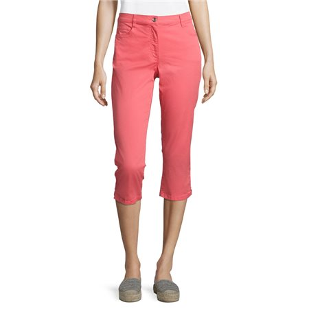 Betty Barclay Cropped Jeans Pink  - Click to view a larger image