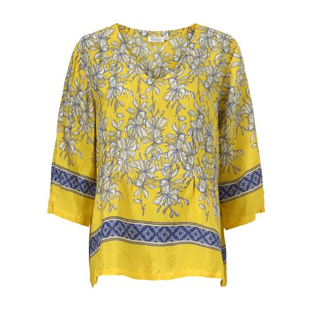 Masai Dafna Top Yellow  - Click to view a larger image
