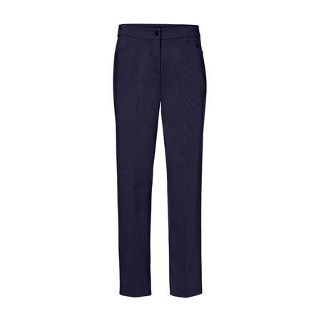 Olsen Lisa Trouser Navy  - Click to view a larger image