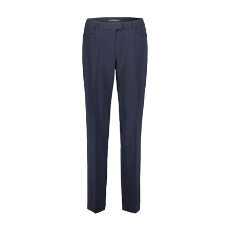 Betty Barclay Classic Trousers Navy  - Click to view a larger image