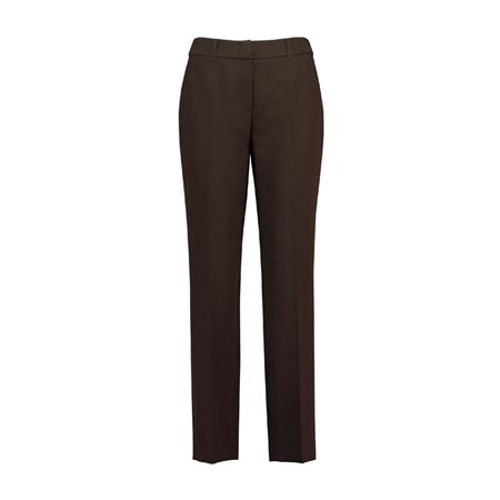 Gerry Weber Classic Trousers Brown  - Click to view a larger image