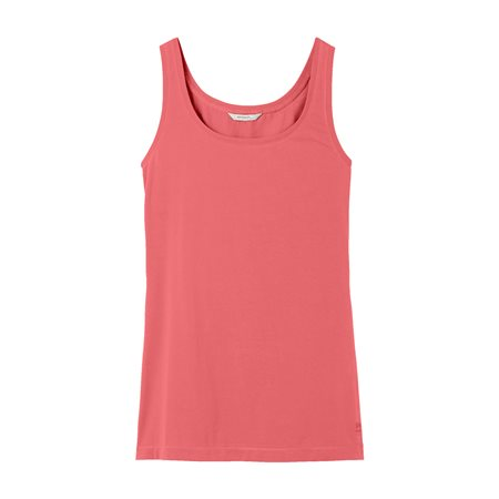 Sandwich Vest Top Pink  - Click to view a larger image