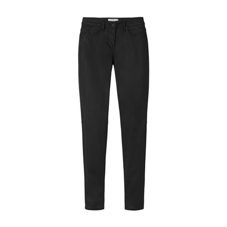 Sandwich High Waist Skinny Jean Black  - Click to view a larger image