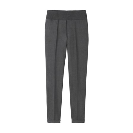Sandwich Elba Shape Trouser Grey  - Click to view a larger image