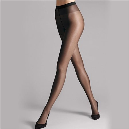 Wolford Satin Touch 20 Tight Comfort Black  - Click to view a larger image