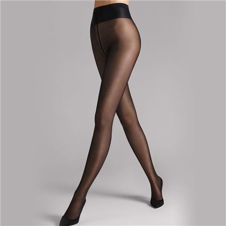 Wolford Neon 40 Tights Black  - Click to view a larger image
