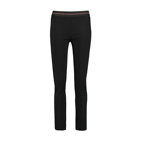 Taifun Jersey Legging Trouser Black  - Click to view a larger image