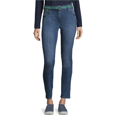 Betty Barclay Denim Wash Jean Blue  - Click to view a larger image