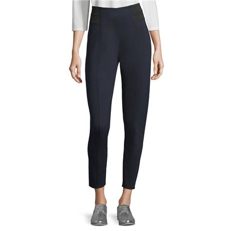Betty Barclay Pull-On Jersey Trousers Blue  - Click to view a larger image