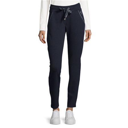 Betty Barclay Jogger Trouser Blue  - Click to view a larger image