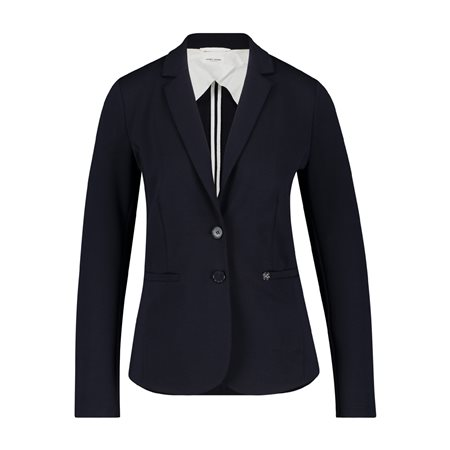 Gerry Weber Jersey Two Button Blazer Navy  - Click to view a larger image