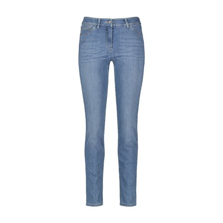 Gerry Weber Best4me Skinny Jean Blue  - Click to view a larger image