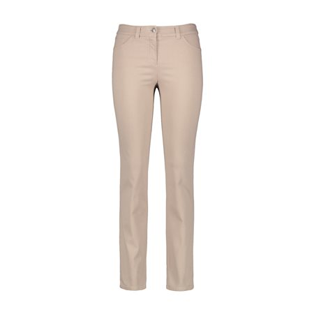 Gerry Weber Best For Me Jeans Beige  - Click to view a larger image