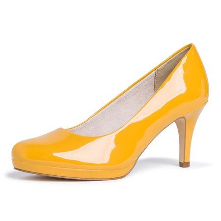 Tamaris Daisy Yellow  - Click to view a larger image