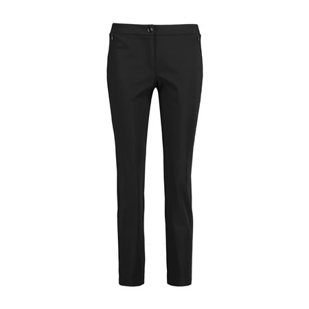 Taifun 7/8 Stretch Trouser Black  - Click to view a larger image