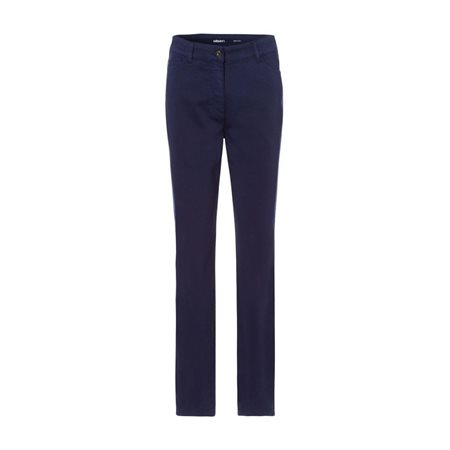 Olsen Mona Slim Jean Navy  - Click to view a larger image