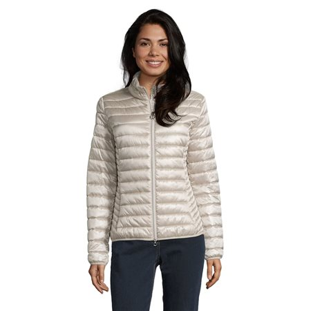 Betty Barclay Short Quilted Jacket Beige  - Click to view a larger image