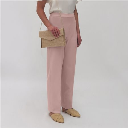 Fee G Dressy Trousers Blush  - Click to view a larger image
