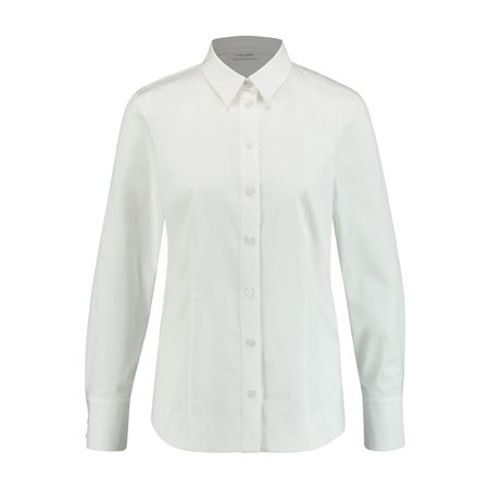 Gerry Weber Classic White Shirt White  - Click to view a larger image