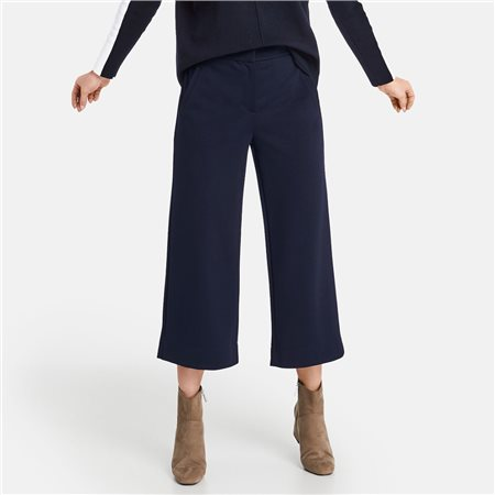 Gerry Weber Culottes Navy  - Click to view a larger image
