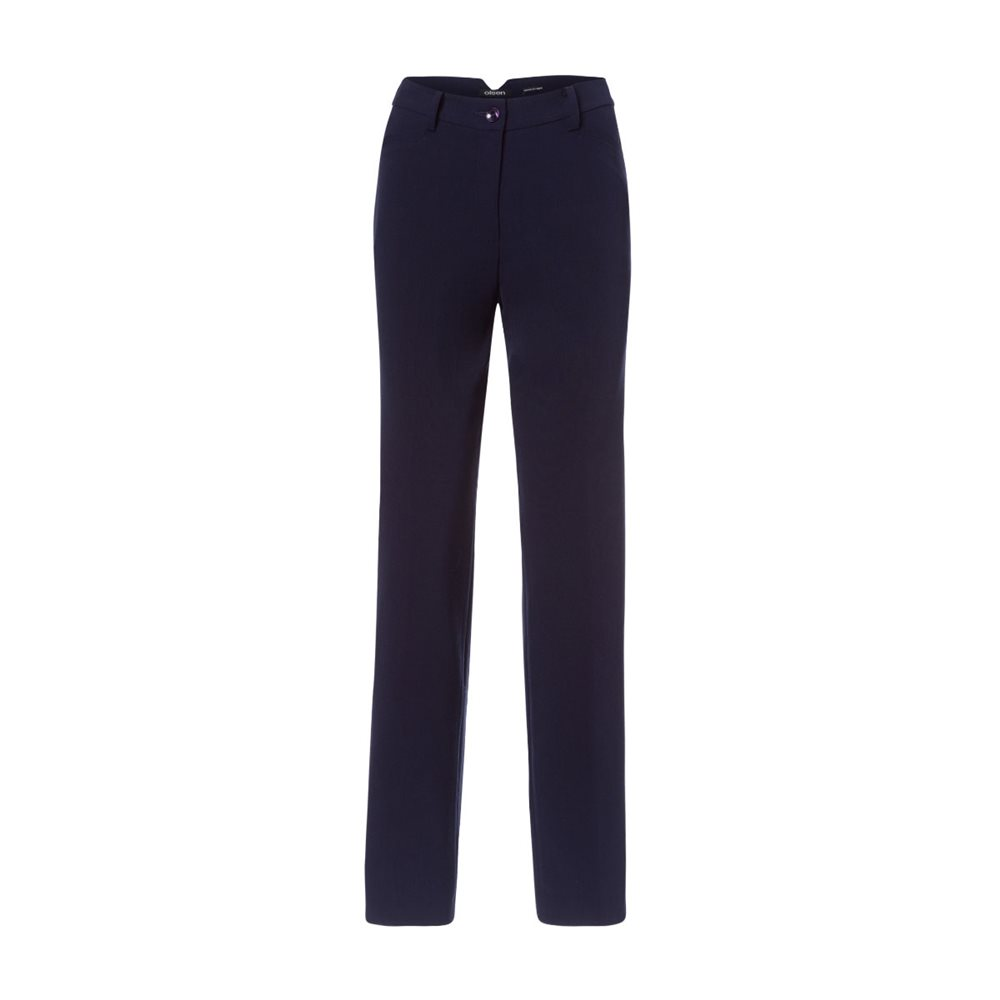 Olsen Mona Straight Trouser Navy 1