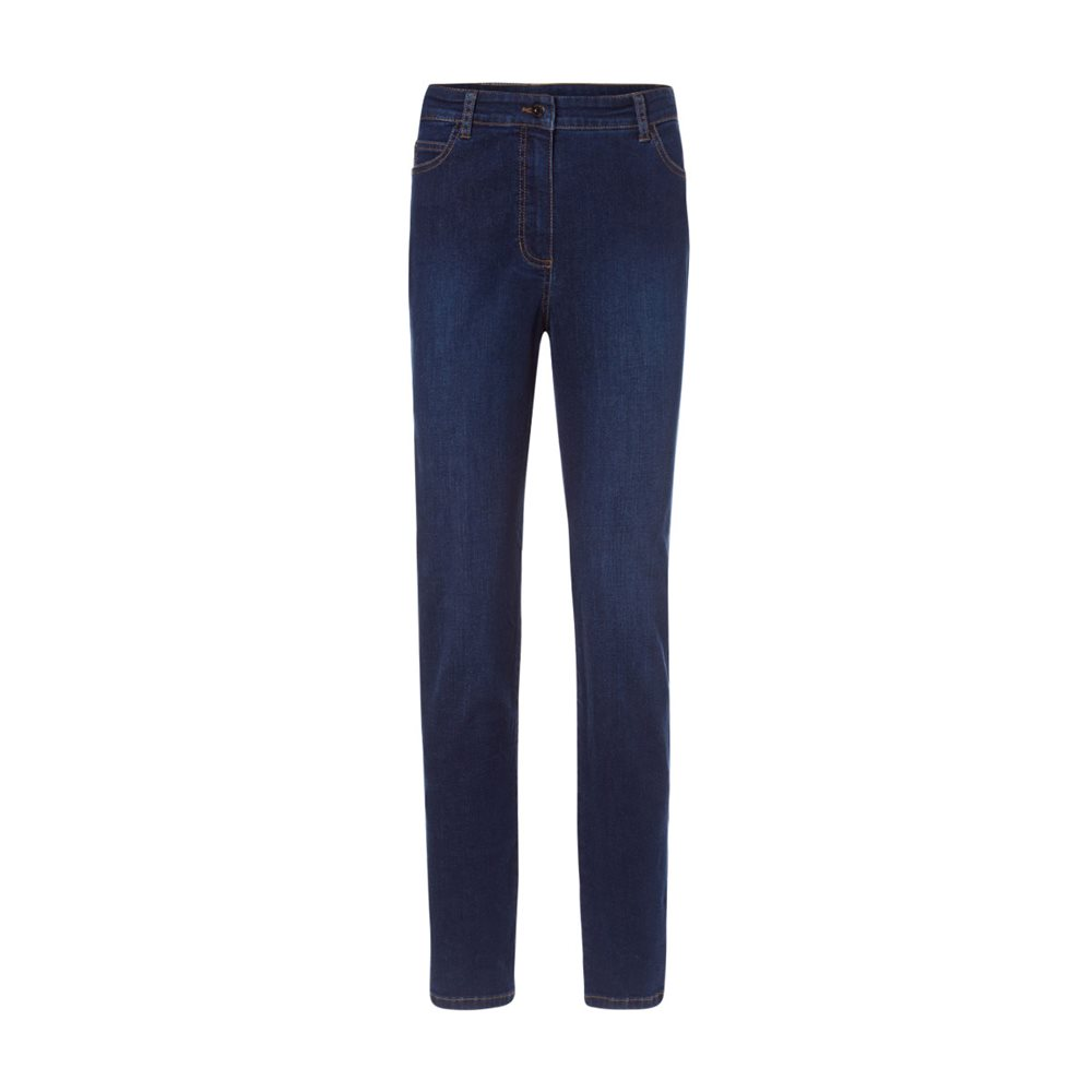 Olsen Mona Straight Jean Denim Blue 1